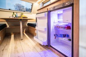 Kühlschrank, Inhalt 85 ltr.
