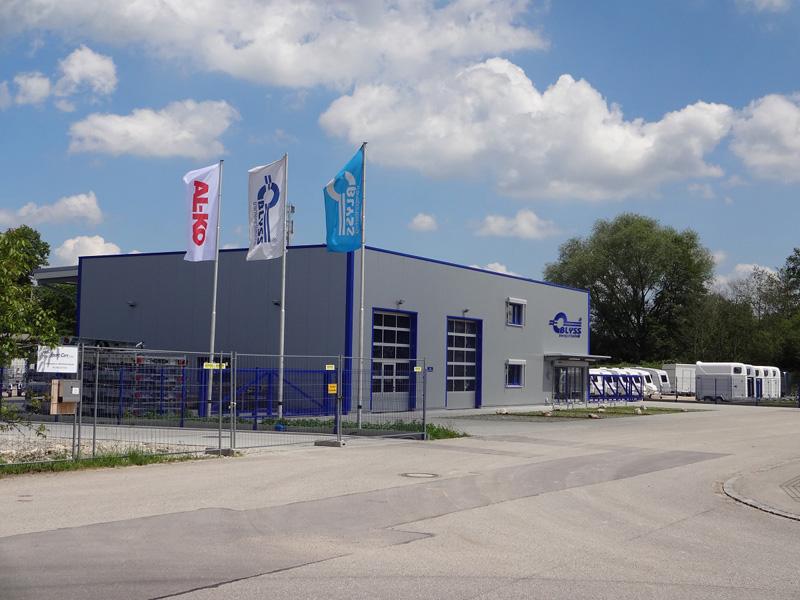 Verkaufsniederlassung Süddeutschland