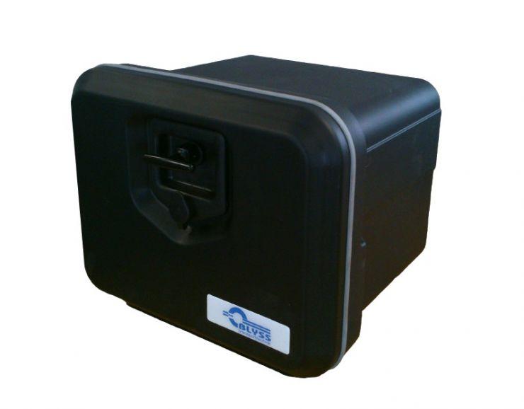 staubox 29l deichselkasten werkzeugkasten staukasten werkzeugbox pkw anh nger ebay. Black Bedroom Furniture Sets. Home Design Ideas