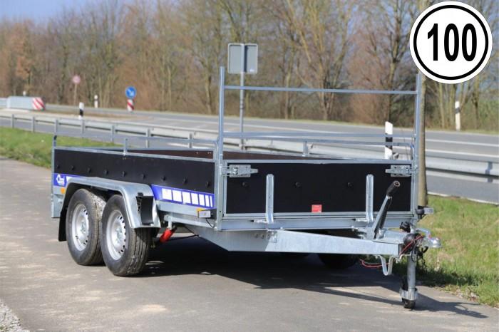 <strong>B2030HTD</strong> Holzanhänger mit 100km/h Zulassung