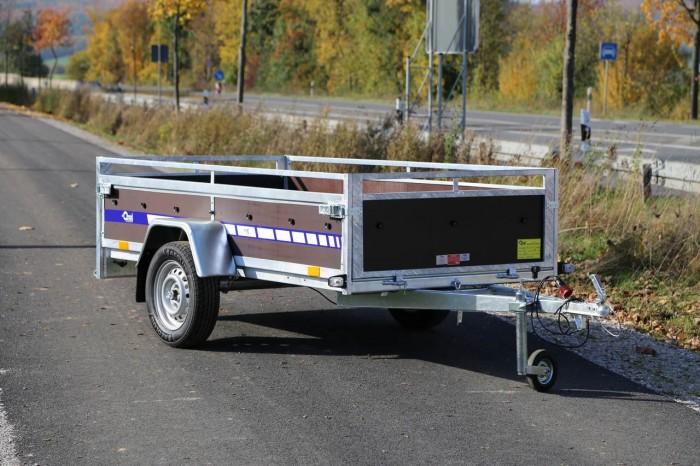 <strong>BL752012</strong> PKW - Anhänger 750 KG
