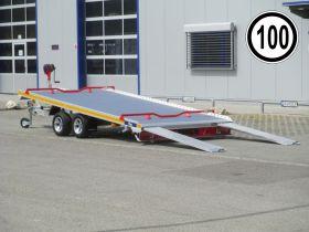 <strong>Silverstone 2700</strong> Fahrzeugtransporter
