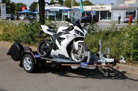Anhänger für zwei Motorräder <strong>Speed 200 DUPLEX</strong>