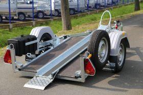 Motorradanhänger <strong> Speed 165</strong>