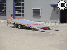 <strong>Silverstone 3000</strong> Fahrzeugtransporter