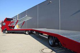 Zugfahrzeuge ab 7,5 t mit Doppelstockaufbau + Anhänger DS12Z