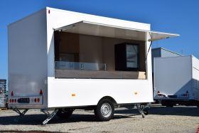 Imbisswagen 1800 Kg