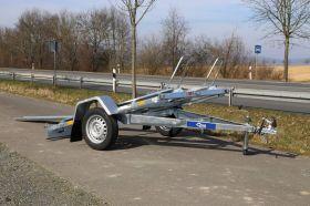 <strong>MOTO II</strong> Motorradanh�nger f�r 2 Motorr�der