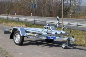 <strong>Moto III</strong> Motorradanh�nger f�r 3 Motorr�der