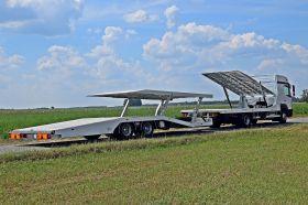 Zugfahrzeuge ab 7,5 t mit Doppelstockaufbau + Anhänger DS125Z