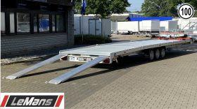 <strong>LeMans</strong> Fahrzeugtransporter