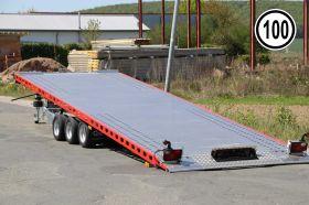 <strong>MERKUR XL PRO</strong> Fahrzeugtransporter