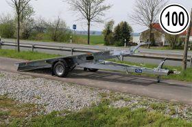 <strong>Sonda I</strong> Fahrzeugtransporter