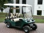 Melex Typ 943: Ideal für Golfplätze, Hotel- und Freizeitanlagen.