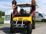 Melex Typ XTR 565: Stabiler Fahrzeugbau und innovative Technik!