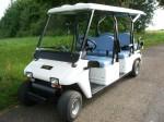 Melex Typ 966: Robuster Fahrzeugbau mit innovativer Technik.