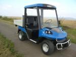 Melex Typ N.CAR 385 mit Ladepritsche aus aluminium, Nutzlast: starke 550 kg.