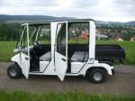 Melex Typ 963: robuste Bauweise und innovative Technik!