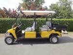 Melex Typ XTR 962: Perfekter Begleiter von Baumschulen, Gärtnereien oder Bauunternehmen.