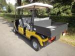 Melex Typ XTR 962: Auch mit 5,0 kW, 48 V-Motor erhältlich!