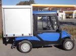 Melex Typ N.CAR 381 mit Kofferaufbau