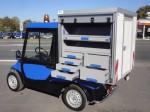 Melex Typ N.CAR 381: Servicewagen