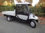 Melex Typ N.CAR 391: Emissionsarm und kostengünstig Ihre Ware transportieren.