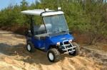 Melex XTR 563 geländegängig und stark!