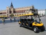 Melex Typ 843: Ob auf Hotelanlagen, in Freizeitparks oder Parkanlagen: Ihre Gäste werden den Transport genießen!