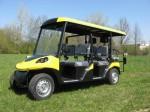 Melex Typ N.CAR 366: robuste Bauweise und innovative Technik!