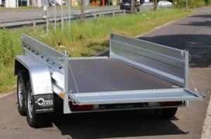 pkw anhänger 750 kg