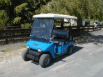 Melex Typ 943: Serienmäßig mit Straßenzulassung!