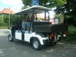 Melex Typ 963 Serienausstattung mit Straßenzulassung!