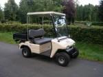 Melex Typ 845: Stabiler Fahrzeugbau mit innovativer Antriebstechnik.