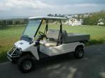 Melex Typ XTR+ 965: Emissionsfreier Elektromotor und kostengünstige Fortbewegung bringen Freude am Fahren!