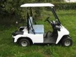 Melex Typ 947: Der emissionsfreie und leise Golfcaddy.