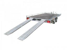 XL - 2700 kg 2,2 Tieflader / Autotransporter