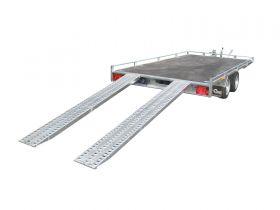 XL - 2700 kg Hochlader / Autotransporter