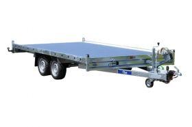 XL - 3000 kg Hochlader / Autotransporter
